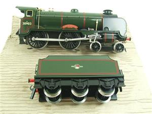 "Ace Trains O Gauge E10 BR Gloss Lined Green Schools Class ""Charterhouse"" R/N 30903 Elec 2/3 Rail Bxd image 8"