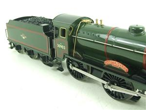 "Ace Trains O Gauge E10 BR Gloss Lined Green Schools Class ""Charterhouse"" R/N 30903 Elec 2/3 Rail Bxd image 10"