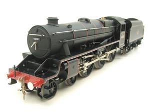 Ace Trains O Gauge E19-D4 Late BR Gloss Black 5, 4-6-0 Loco & Tender R/N 45110 Elec 2/3 Rail NEW Bxd image 2