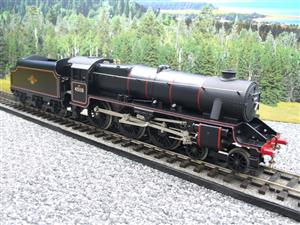 Ace Trains O Gauge E19-D4 Late BR Gloss Black 5, 4-6-0 Loco & Tender R/N 45110 Elec 2/3 Rail NEW Bxd image 3