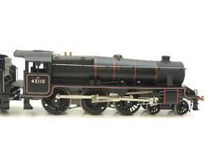 Ace Trains O Gauge E19-D4 Late BR Gloss Black 5, 4-6-0 Loco & Tender R/N 45110 Elec 2/3 Rail NEW Bxd image 4