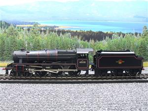 Ace Trains O Gauge E19-D4 Late BR Gloss Black 5, 4-6-0 Loco & Tender R/N 45110 Elec 2/3 Rail NEW Bxd image 9
