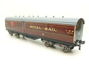"Ace Trains Wright Overlay Series O Gauge LMS ""TPO"" Coach R/N 30233 Boxed image 3"