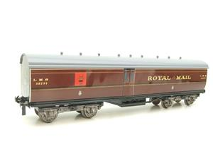 "Ace Trains Wright Overlay Series O Gauge LMS ""TPO"" Coach R/N 30233 Boxed image 4"