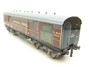 "Ace Trains Wright Overlay Series O Gauge LMS ""TPO"" Coach R/N 30233 Boxed image 6"
