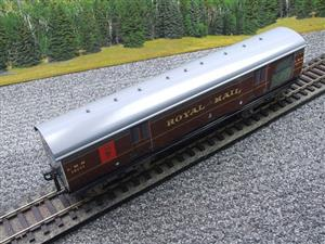 "Ace Trains Wright Overlay Series O Gauge LMS ""TPO"" Coach R/N 30233 Boxed image 7"