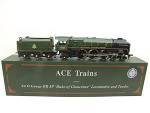 "ACE Trains O Gauge E/31A BR Class 8P 4-6-2 Pre 56 ""Duke of Gloucester"" R/N 71000 Electric 2/3 Rail image 1"