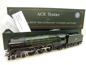 "ACE Trains O Gauge E/31A BR Class 8P 4-6-2 Pre 56 ""Duke of Gloucester"" R/N 71000 Electric 2/3 Rail image 2"