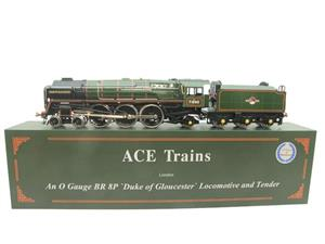 "ACE Trains O Gauge E/31B BR Class 8P 4-6-2 Post 56 ""Duke of Gloucester"" R/N 71000 Electric 2/3 Rail image 1"