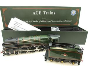 "ACE Trains O Gauge E/31B BR Class 8P 4-6-2 Post 56 ""Duke of Gloucester"" R/N 71000 Electric 2/3 Rail image 3"