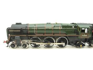 "ACE Trains O Gauge E/31B BR Class 8P 4-6-2 Post 56 ""Duke of Gloucester"" R/N 71000 Electric 2/3 Rail image 5"