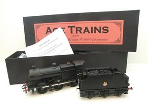 Ace Trains O Gauge E5G Fowler 4F Class 0-6-0 Loco and Tender R/N 44252 Early BR Logo Satin Black image 2