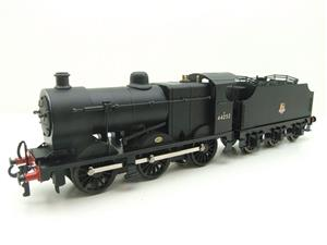 Ace Trains O Gauge E5G Fowler 4F Class 0-6-0 Loco and Tender R/N 44252 Early BR Logo Satin Black image 8