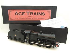 Ace Trains O Gauge E5G Fowler 4F Class 0-6-0 Loco and Tender R/N 44252 Early BR Logo Satin Black image 9