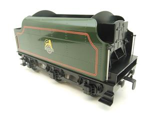 "Ace Trains O Gauge E/18-TD1 ""BR"" Early Logo"" Gloss Lined Green Early Logo Riveted Tender Brand NEW image 2"