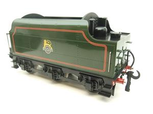 "Ace Trains O Gauge E/18-TD1 ""BR"" Early Logo"" Gloss Lined Green Early Logo Riveted Tender Brand NEW image 4"