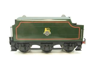 "Ace Trains O Gauge E/18-TD1 ""BR"" Early Logo"" Gloss Lined Green Early Logo Riveted Tender Brand NEW image 7"