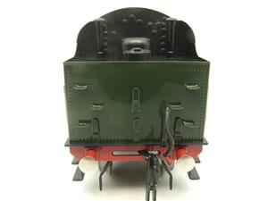 "Ace Trains O Gauge E/18-TD1 ""BR"" Early Logo"" Gloss Lined Green Early Logo Riveted Tender Brand NEW image 10"