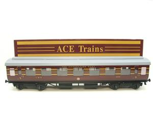 "Ace Trains E12B1 Coronation Pacific LMS Maroon ""Duchess of Hamilton & x7 Coaches Set"" Elec 2/3 Rail image 5"