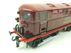 "Ace Trains O Gauge E17 London Transport Red Named ""Sarah Siddons"" Bo Bo Loco No 12 Electric 2/3 Rail image 3"
