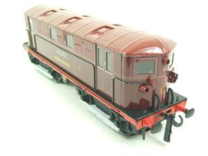 "Ace Trains O Gauge E17 London Transport Red Named ""Sarah Siddons"" Bo Bo Loco No 12 Electric 2/3 Rail image 4"