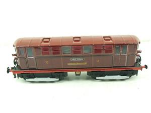 "Ace Trains O Gauge E17 London Transport Red Named ""Sarah Siddons"" Bo Bo Loco No 12 Electric 2/3 Rail image 6"