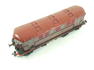 "Ace Trains O Gauge E17 London Transport Red Named ""Sarah Siddons"" Bo Bo Loco No 12 Electric 2/3 Rail image 8"