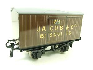 "Ace Trains O Gauge Tinplate Private Owned ""Jacob & Co Biscuits"" Van image 2"