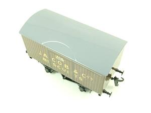 "Ace Trains O Gauge Tinplate Private Owned ""Jacob & Co Biscuits"" Van image 5"