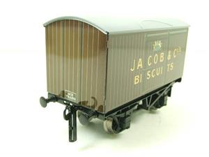 "Ace Trains O Gauge Tinplate Private Owned ""Jacob & Co Biscuits"" Van image 6"