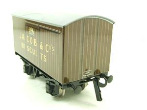 "Ace Trains O Gauge Tinplate Private Owned ""Jacob & Co Biscuits"" Van image 8"