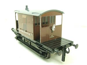 Ace Trains O Gauge G4 Vintage Style Brake Van With Lighting Boxed image 5