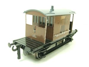 Ace Trains O Gauge G4 Vintage Style Brake Van With Lighting Boxed image 9