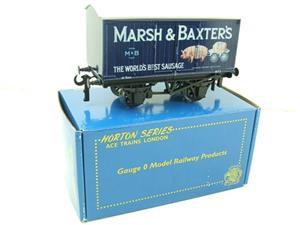 "ACE Trains Horton Series O Gauge Private Owner ""Marsh's Sausage"" Van R/N 3 Boxed image 2"