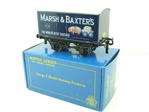 "ACE Trains Horton Series O Gauge Private Owner ""Marsh's Sausage"" Van R/N 3 Boxed image 3"
