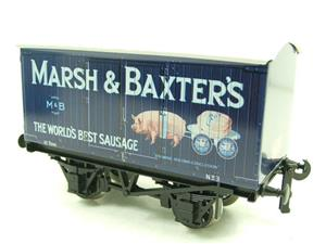 "ACE Trains Horton Series O Gauge Private Owner ""Marsh's Sausage"" Van R/N 3 Boxed image 4"