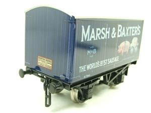 "ACE Trains Horton Series O Gauge Private Owner ""Marsh's Sausage"" Van R/N 3 Boxed image 5"