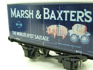 "ACE Trains Horton Series O Gauge Private Owner ""Marsh's Sausage"" Van R/N 3 Boxed image 7"