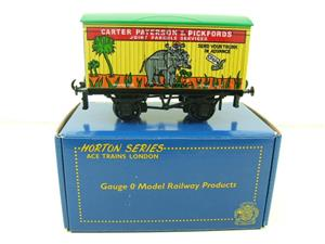 "Ace Trains Horton Series O Gauge PO ""Carter Paterson & Pickfords"" Van No7 Boxed image 1"