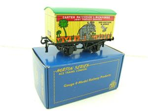 "Ace Trains Horton Series O Gauge PO ""Carter Paterson & Pickfords"" Van No7 Boxed image 3"