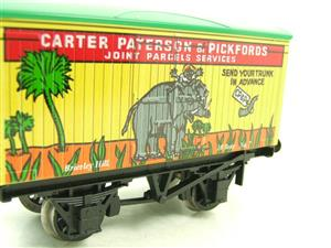 "Ace Trains Horton Series O Gauge PO ""Carter Paterson & Pickfords"" Van No7 Boxed image 8"