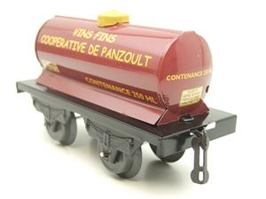 "Hornby Hachette Series French O Gauge ""Vins Fins Cooperative De Panzoult"" Tanker Wagon NEW Boxed image 2"