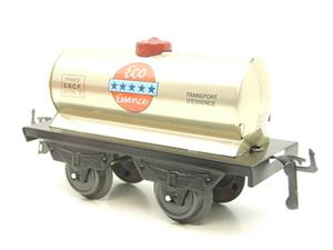 "Hornby Hachette Series French O Gauge ""ECO Essence"" Silver Tanker Wagon NEW Boxed image 3"