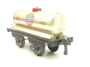 "Hornby Hachette Series French O Gauge ""ECO Essence"" Silver Tanker Wagon NEW Boxed image 6"
