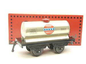 "Hornby Hachette Series French O Gauge ""ECO Essence"" Silver Tanker Wagon NEW Boxed image 10"