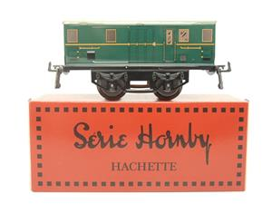 "Hornby Hachette Series French O Gauge ""ETAT"" Green Luggage - Baggage Coach NEW Boxed image 1"