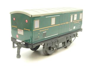 "Hornby Hachette Series French O Gauge ""ETAT"" Green Luggage - Baggage Coach NEW Boxed image 2"