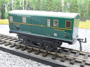 "Hornby Hachette Series French O Gauge ""ETAT"" Green Luggage - Baggage Coach NEW Boxed image 3"