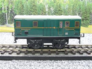 "Hornby Hachette Series French O Gauge ""ETAT"" Green Luggage - Baggage Coach NEW Boxed image 5"