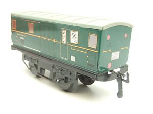 "Hornby Hachette Series French O Gauge ""ETAT"" Green Luggage - Baggage Coach NEW Boxed image 6"